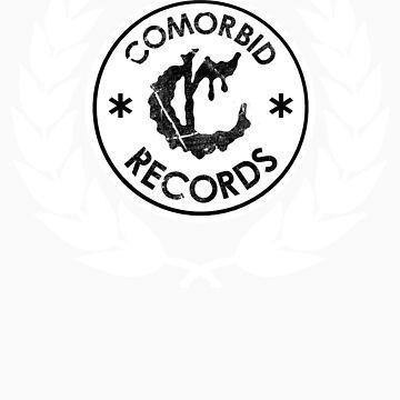 Comorbid Records (White) by ComorbidRecords