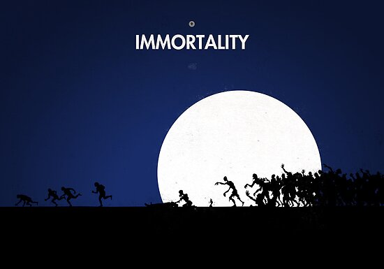 99 steps of progress - Immortality by maentis
