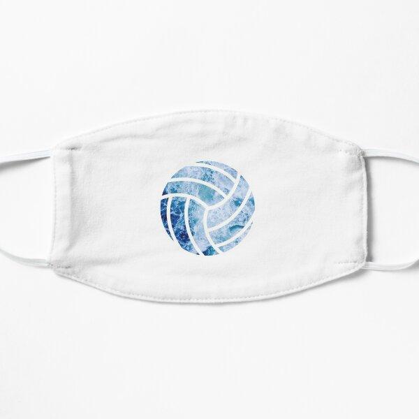 Volleyball Ocean Flat Mask