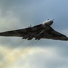 The Vulcan Bomber in 2012 by Shane Ransom