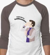 Technically I'm HoooOomeless Men's Baseball ¾ T-Shirt