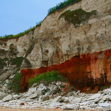 Hunstanton Cliffs by MamboGeorge