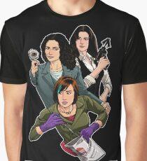 Warehouse 13 girls Graphic T-Shirt