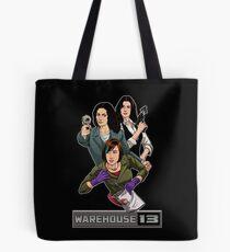 Warehouse 13 girls Tote Bag