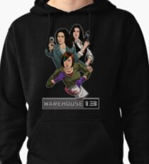 Warehouse 13 girls Pullover Hoodie
