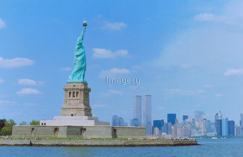 The New York That Was by Imagery