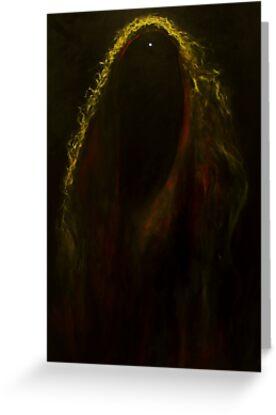 Black Widow Pulsar by Alizey Khan
