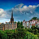 Edinburgh by Stuart Robertson Reynolds