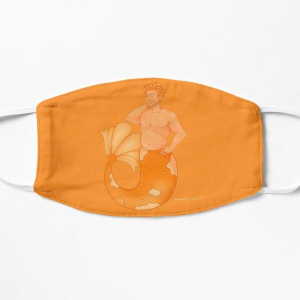 Mermay 2020 - Apricot Flat Mask