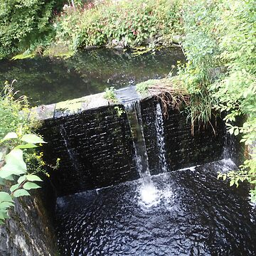 Waterfall... by Dani3ll3