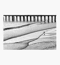 Skim Surfing Photographic Print
