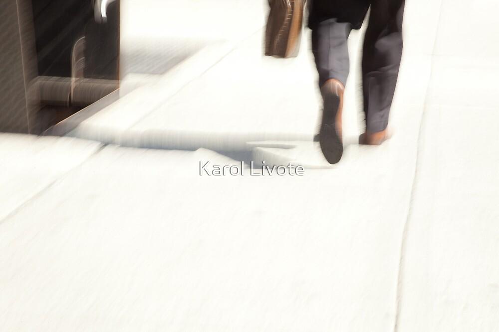 The Businessman by Karol Livote