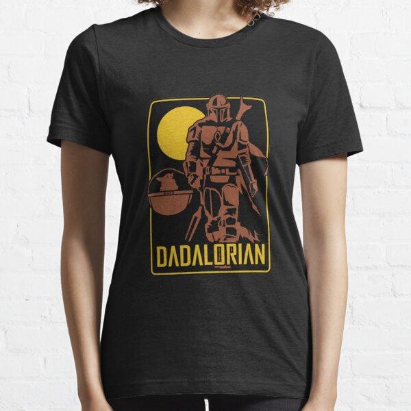 The dadalorian shirt, Dadalorian Essential T-Shirt