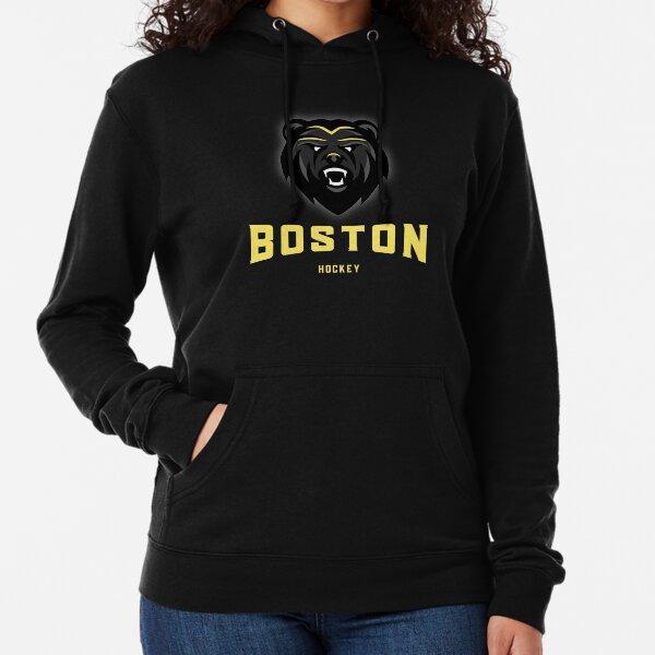 Boston Bruins Hockey Lightweight Hoodie