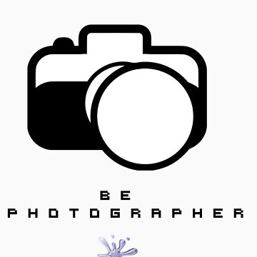 Be Photographer by Nurdypixel