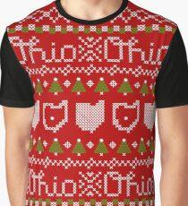 Ugly Sweater, Beautiful Ohio Graphic T-Shirt