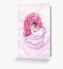 That's me Loving You: Steven Universe Rose Quartz and Steven  Greeting Card