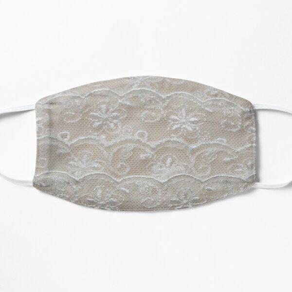 Antique Lace Flat Mask