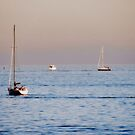 calm waters by carolhynes