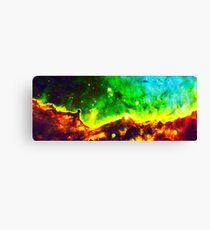 Hubble Cloud Canvas Print