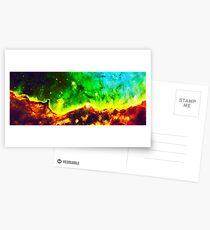 Hubble Cloud Postcards