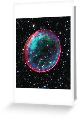 Bubble Supernova by SirDouglasFresh