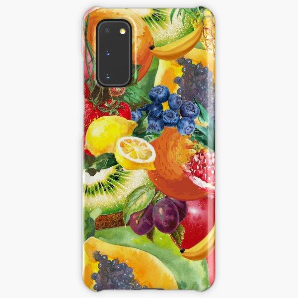 Fruta de verano Funda rígida para Samsung Galaxy