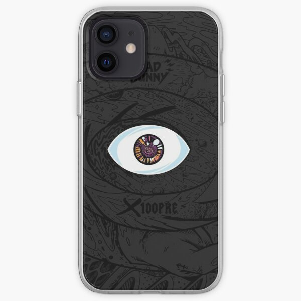 BAD BUNNY X100PRE Funda blanda para iPhone