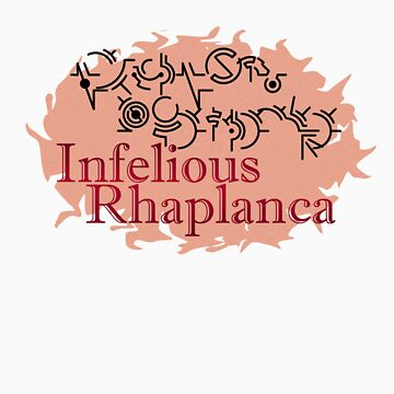 Infelious Rhaplanca by Kururu4ever