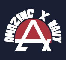 Amazing X Navy | Unisex T-Shirt