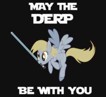 Derpy Hooves Jedi | Unisex T-Shirt