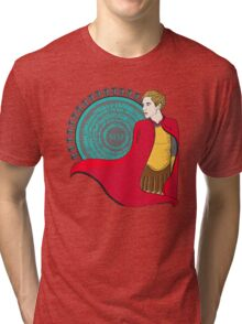 The Roman Who Waited Tri-blend T-Shirt