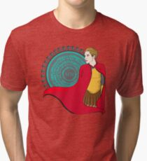 The Roman Who Waited Tri-blend T-Shirt
