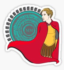 The Roman Who Waited Sticker