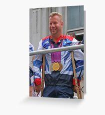 Lee Pearson - Multi Medal Winner Greeting Card