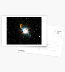 Centaurus A Postcards