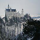 Neuschwanstein by Klaus Bohn