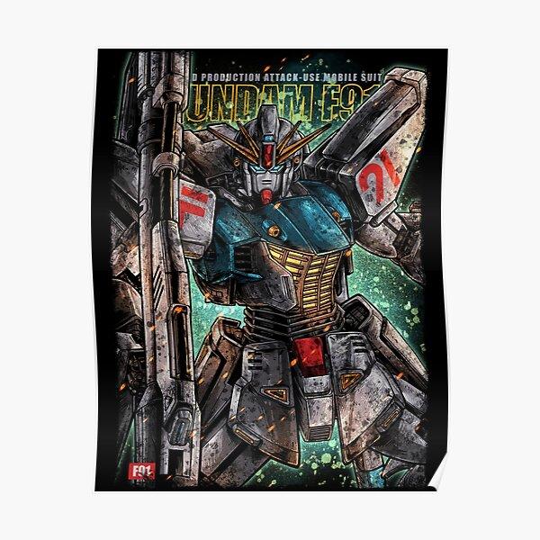 f91 Gundam F91 Poster
