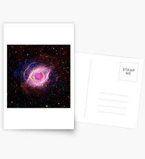 Helix Nebula Postcards