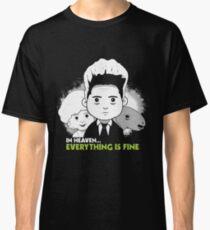 "Saturday Morning ""Eraserhead"" Classic T-Shirt"