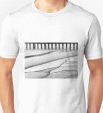 Skim Surfing Unisex T-Shirt