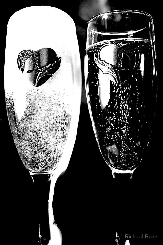 Love In A Bubbly Form by Richard Bone