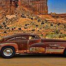 1948 Oldsmobile Sedan Delivery Fastback by TeeMack