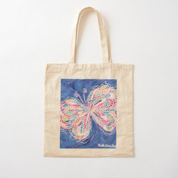 Confetti Cotton Tote Bag