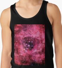 Rosette Nebula [Rose] Tank Top