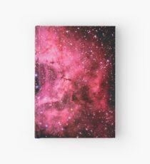 Rosette Nebula [Rose] Hardcover Journal