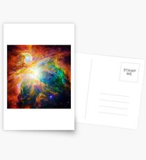 Heart of Orion Postcards