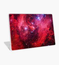Running Chicken Nebula Laptop Skin