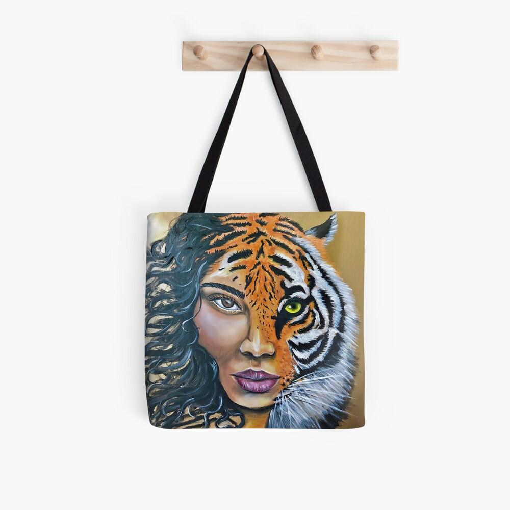 Beast Mode Tote Bag