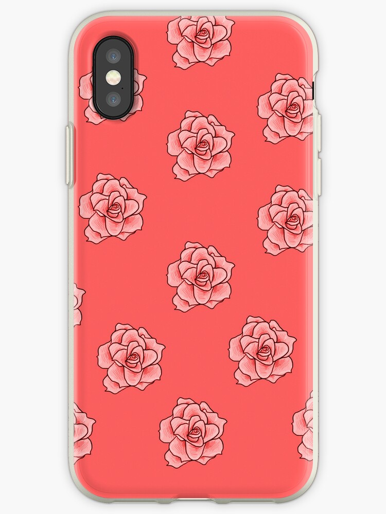 Pink Floral by Shelbeawest